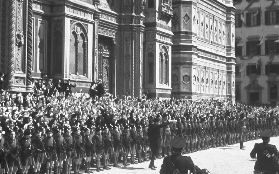 PIAZZA DEL DUOMO 1938
