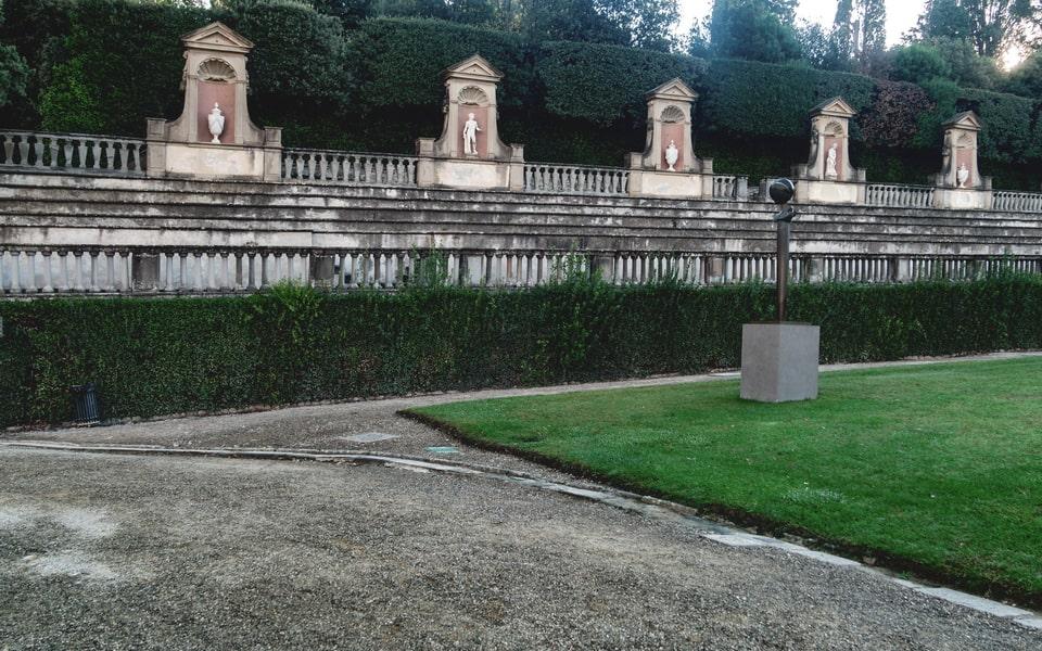 Boboli Gardens today, Florence