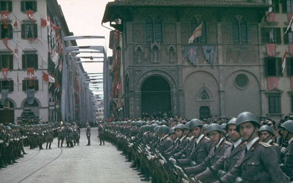 RESHAPING FLORENCE FOR HITLER