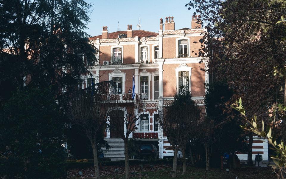 Allatini villa