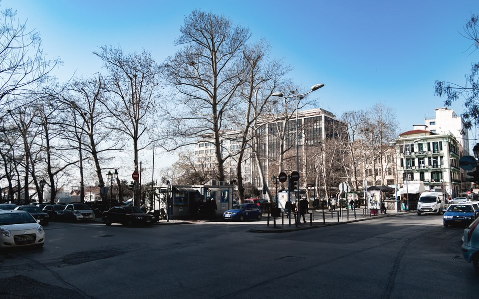 PLATEIA SQUARE in Thessaloniki