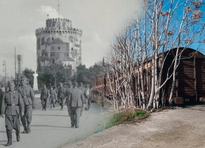 Holocaust in Thessaloniki