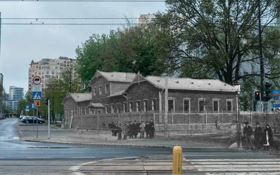 The former homeless shelter at Swawki street