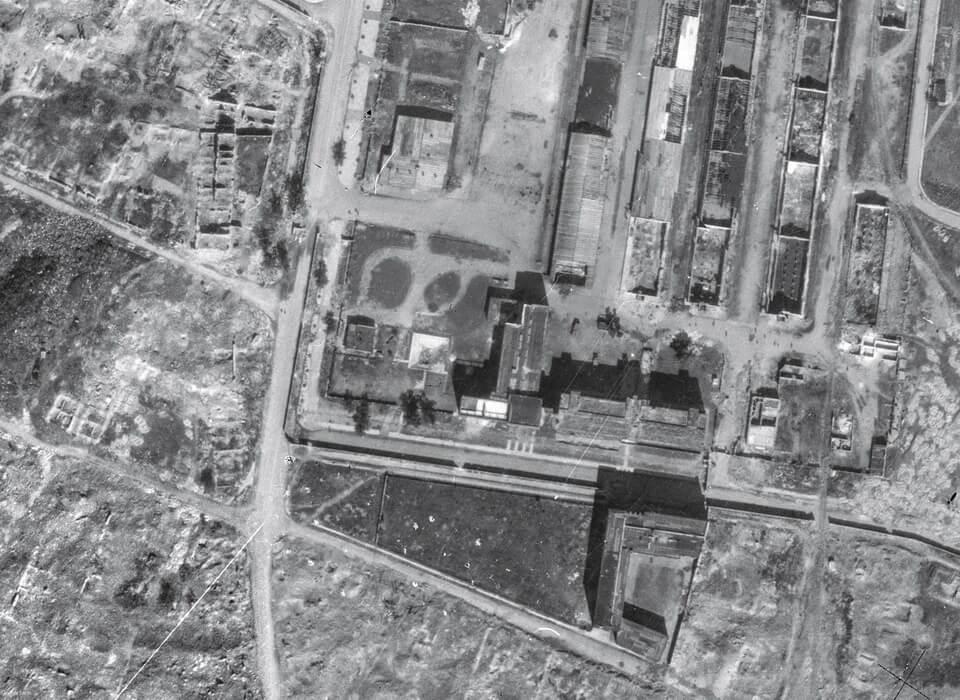 The 1945 of Umschlagplatz