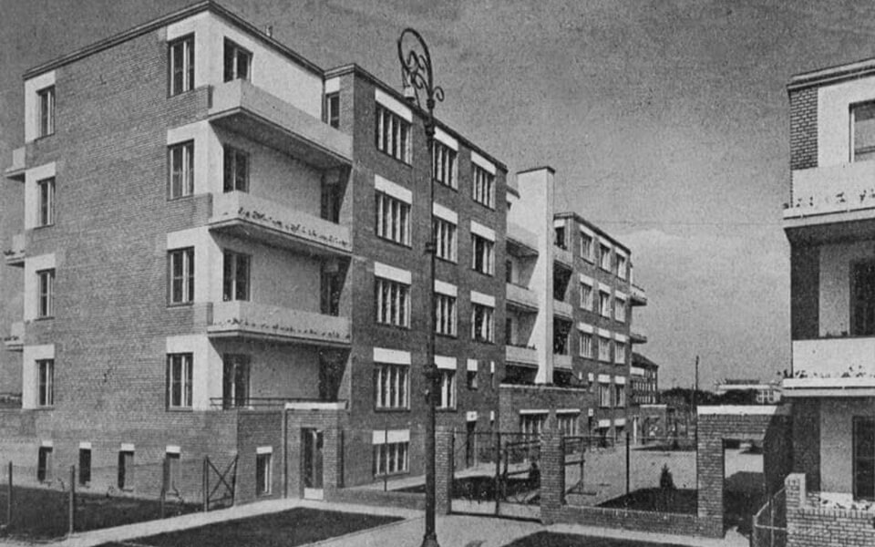 Falata 2, Warsaw, housing cooperative