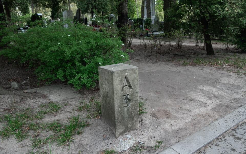 CMENTARZ WOJSKOWY in Warsaw