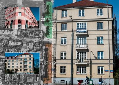 Wladyslaw Szpilman in Warsaw