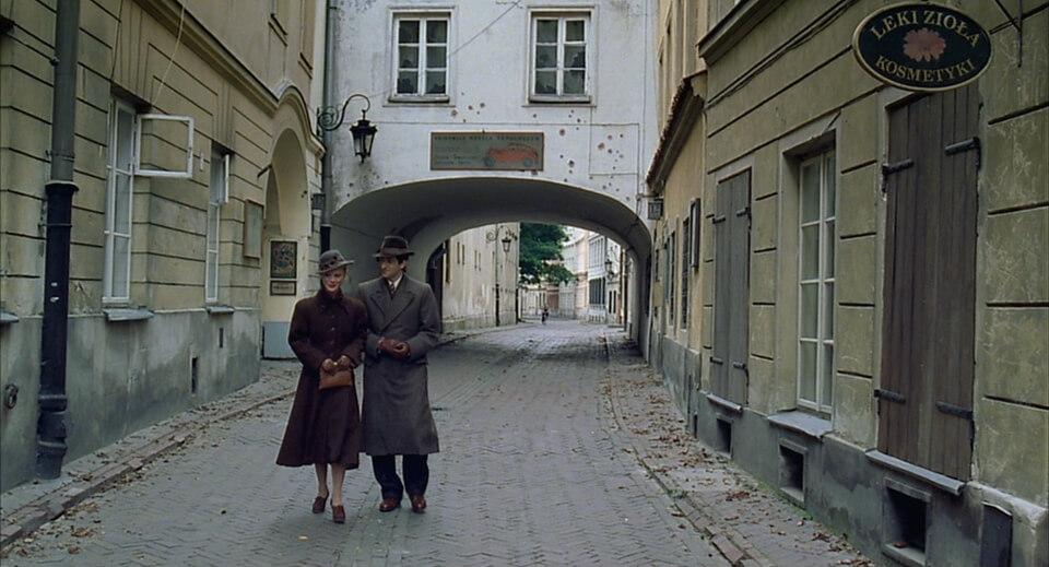 WLADEK AND DOROTA (KOZIA STREET)