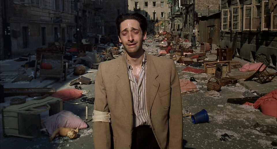The pianist movie. The liquidation of the ghetto
