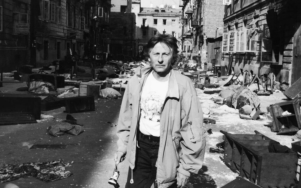 Roman Polanski and the Warsaw ghetto