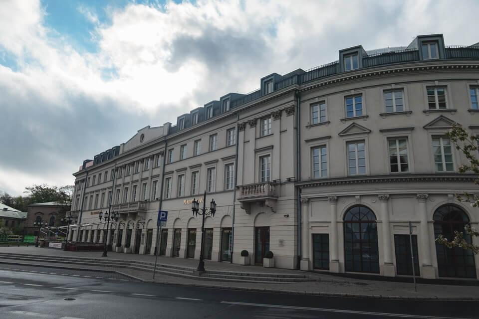 Saski Hotel Plac bankowy Warsaw