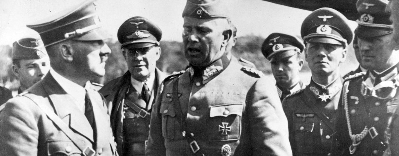 HITLER GOES WARSAW: 1939