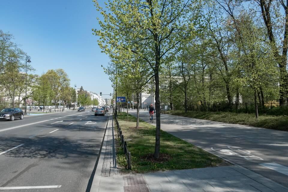 'Ujazdów Avenue'