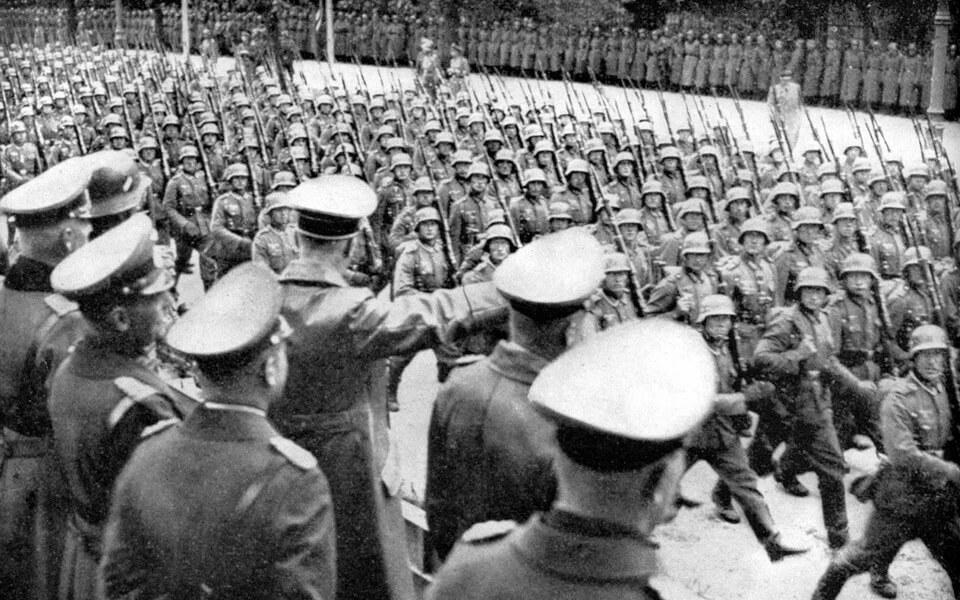 Ujazdów Avenue 1939
