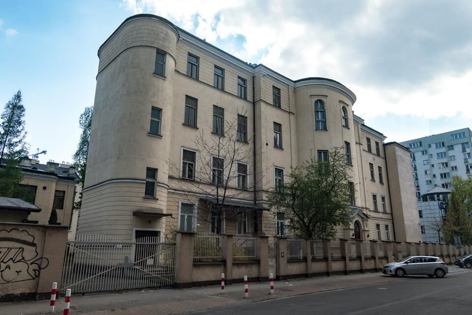 BERSOHN AND BAUMAN CHILDREN'S HOSPITAL today in Warsaw