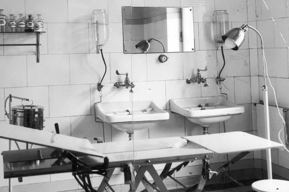 BERSOHN AND BAUMAN CHILDREN'S HOSPITAL Janusz Korczak