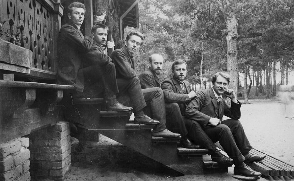 Janusz Korczak in his 30s