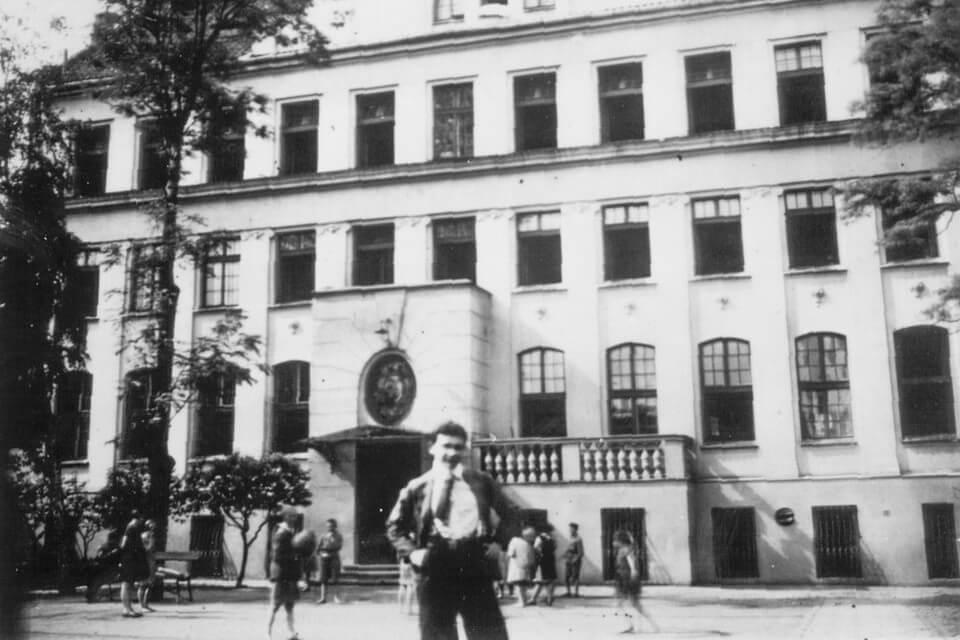 Korczak's orphanage at Krochmalna 92