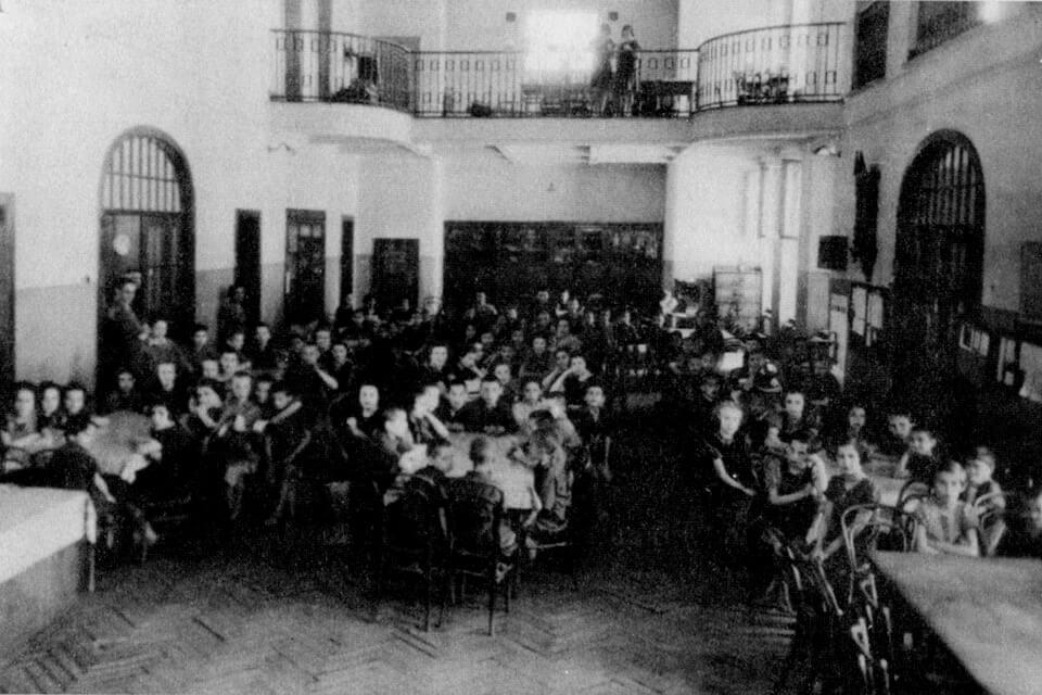 Krochmalna 92 Janusz Korczak's orphanage