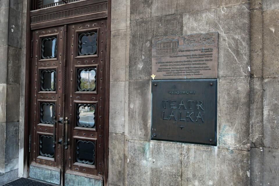 Laika theater Warsaw