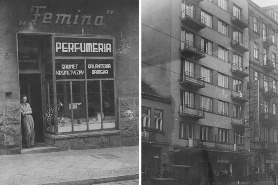 FEMINA CINEMA: The history of the Warsaw ghetto