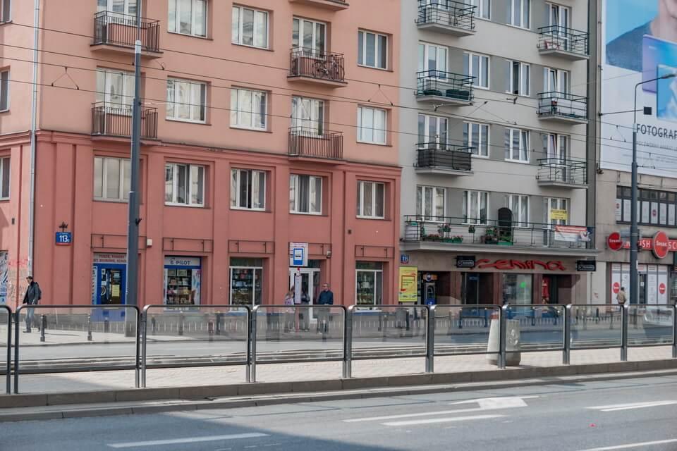 FEMINA CINEMAin Warsaw: Warsaw ghetto today