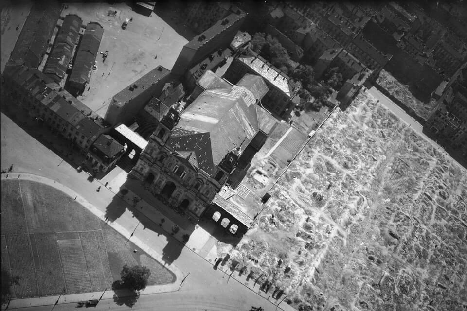 ALL SAINTS CHURCH: Ghetto of Warsaw 1939-1945