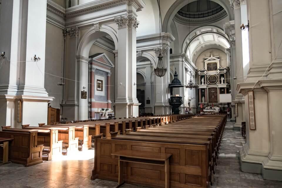 ALL SAINTS CHURCH Warsaw