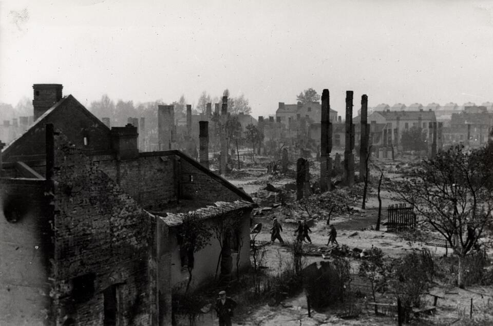 battle of warsaw 1939