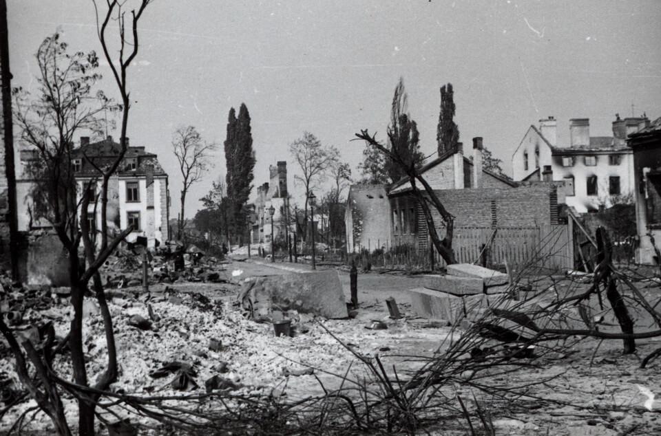 Bombing of Warsaw 1939
