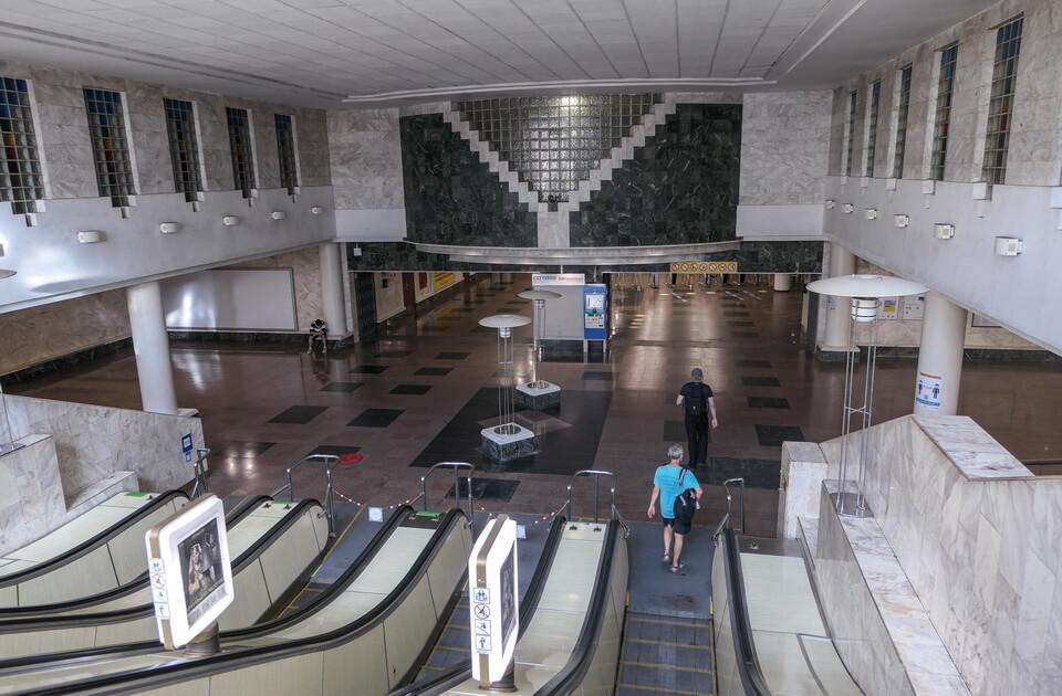 Dorohozhychi metro station