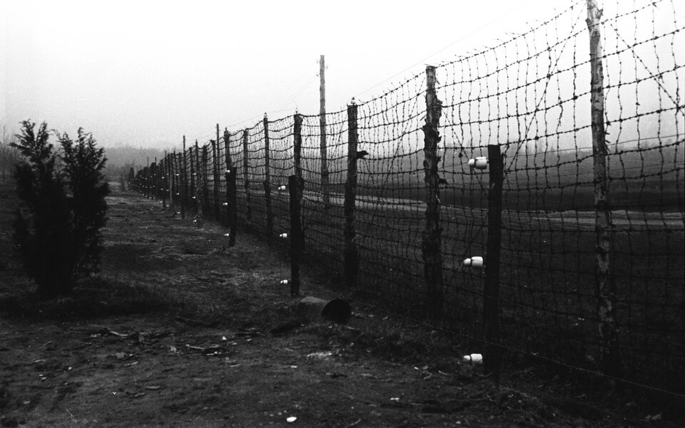 Territory of the Syrets concentration camp