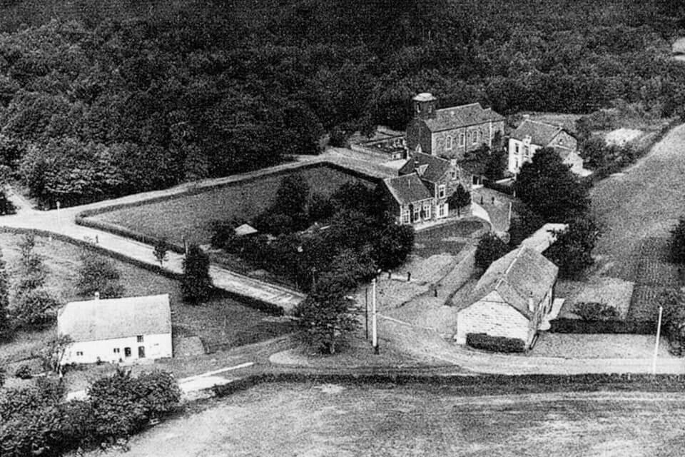 HQ 'Wolfsschlucht' near Bruly-de-Pesche