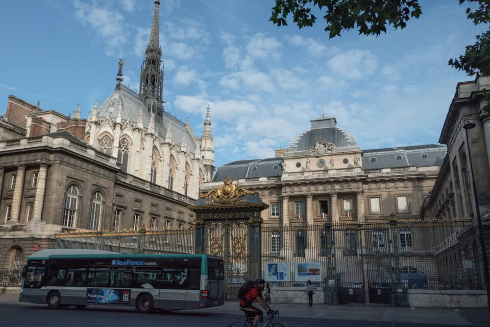 'Sainte Chapelle'