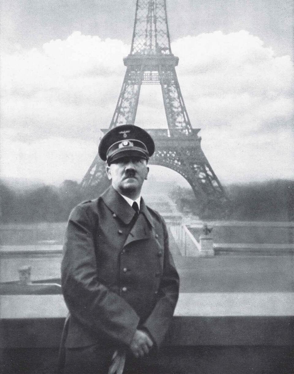 HITLER GOES PARIS: JUNE 23 OR 28