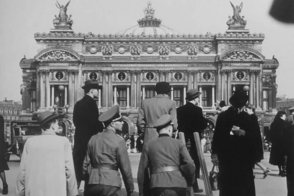 OPERA GARNIERduring the German occupation