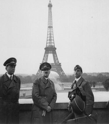 HITLER IN PARIS: JUNE 1940