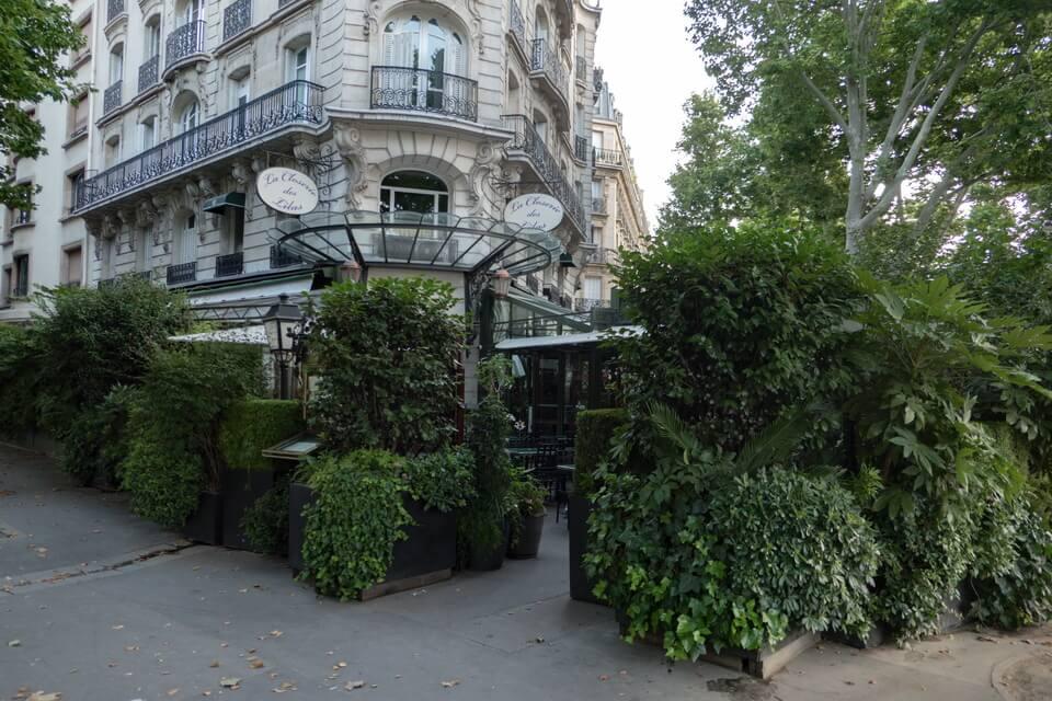 CLOSERIE DES LILAS CAFE today, Paris