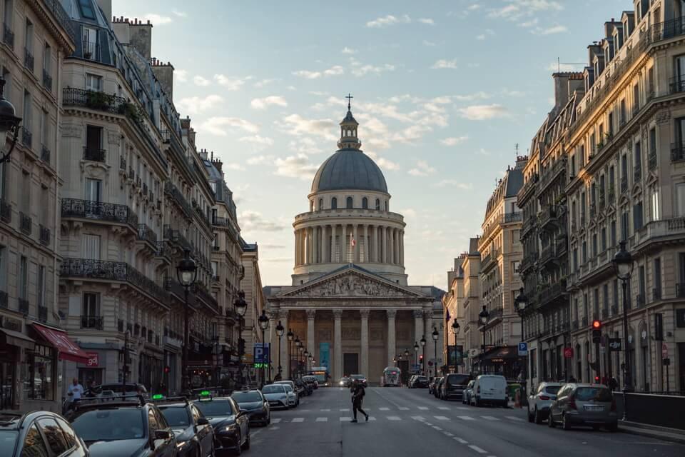Parisian Pantheon