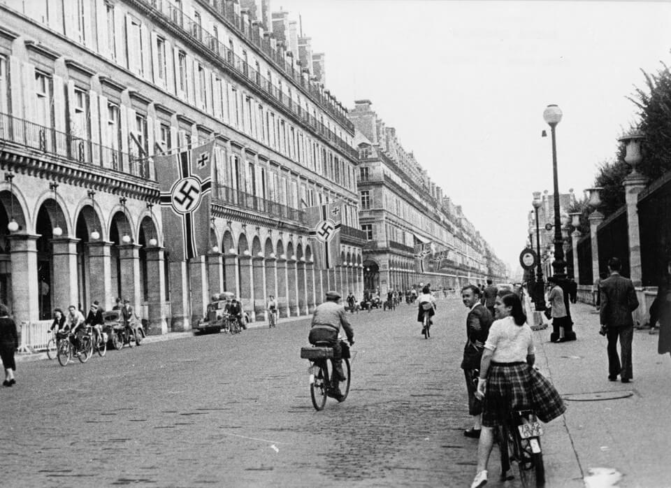 Paris under occupation 1940-1944