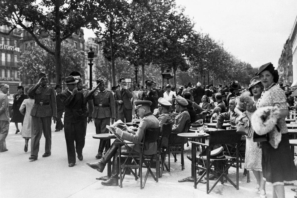 Paris under German occupation