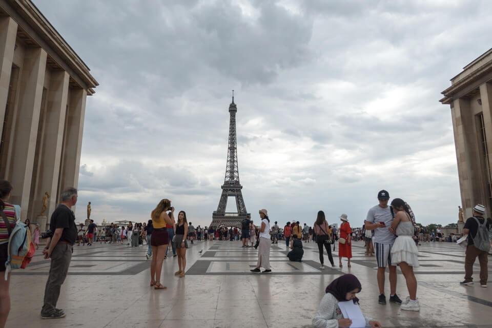 TROCADEROsquare, Paris