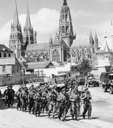 BAYEUX 1940-1944: OCCUPATION, D-DAY, DE GAULLE