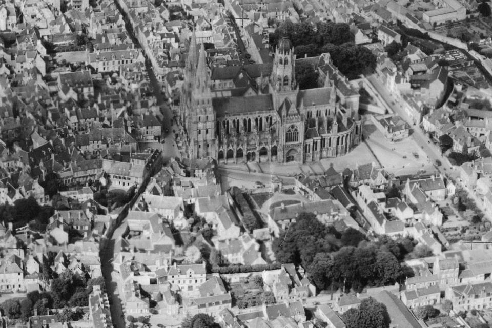 City of Bayeux 1944