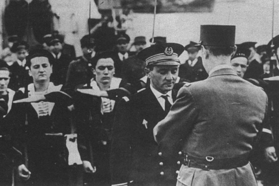 De Gaulle June 14, 1944