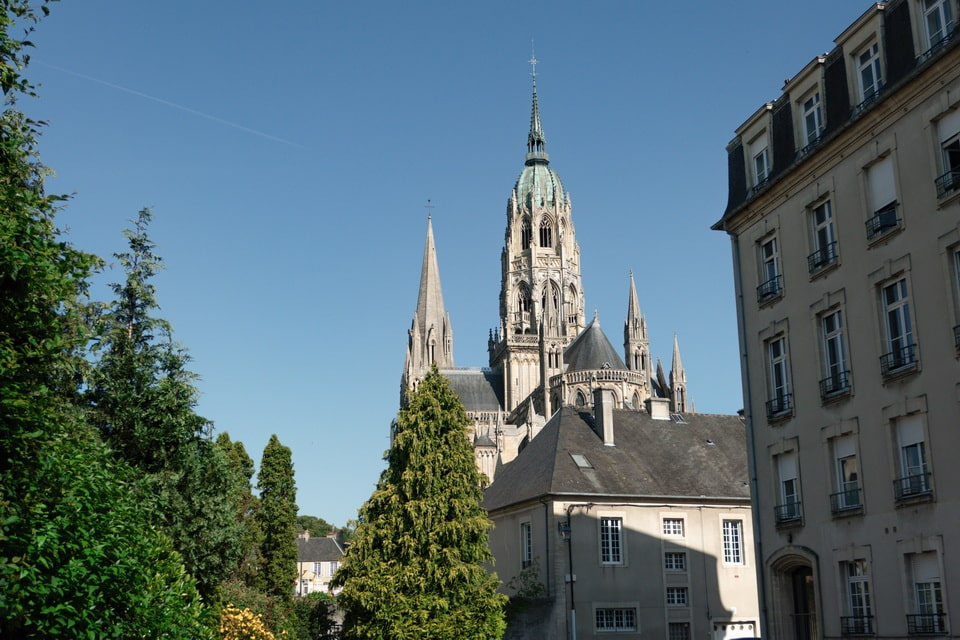 The Cathedral of Bayeux