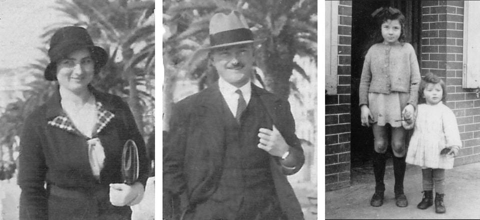 The Gondree family