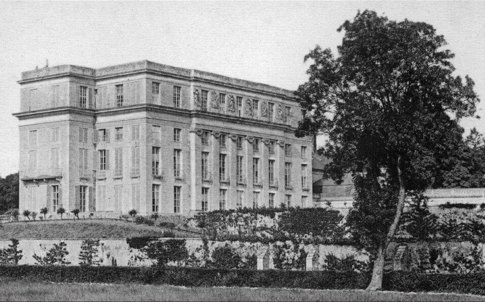 Chateau de Benouville 1944