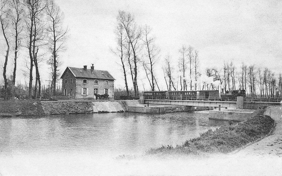 The Benouville/Pegasus bridge