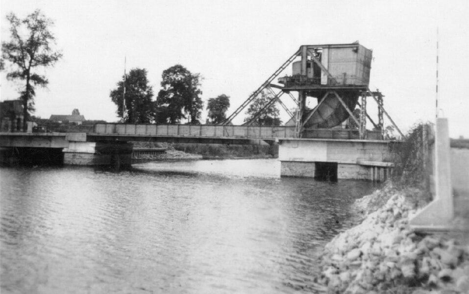 pegasus bridge benouville d day 1944